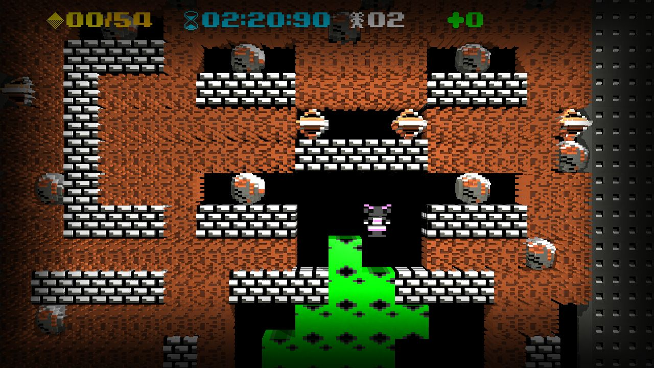 Boulder Dash-XL_Retro Screen5