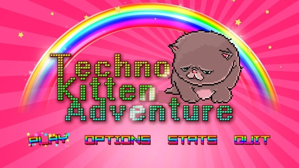 Image from Techno Kitten Adventure!-4
