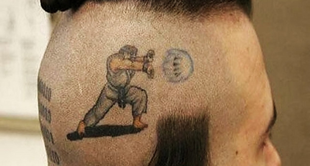 XBLA tattoos that will make you smile (or cringe)