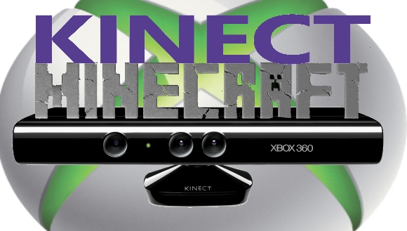 kinect minecraft