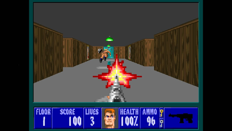 Rewind Review: Wolfenstein 3D (XBLA)
