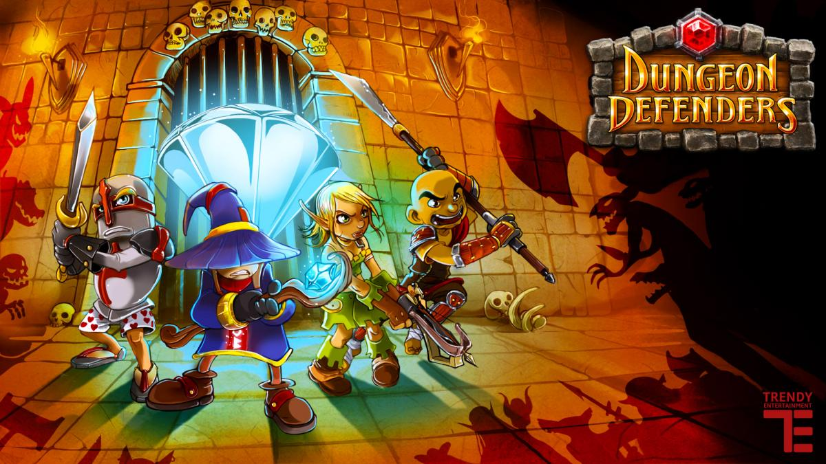 Dungeon Defenders free until end of March for gold users