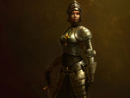Deadliest Warrior Legends DLC guide: Joan of Arc