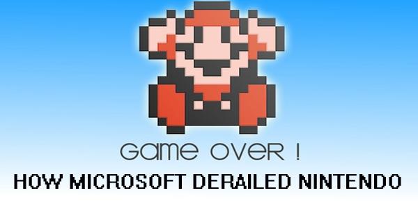 How Microsoft derailed Nintendo