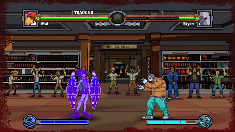 Battle High: San Bruno review (XBLIG)