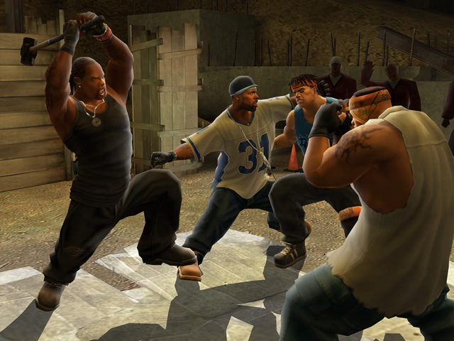 XBLA?s Most Wanted: Def Jam Fight for New York