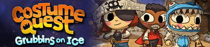 Rewind Review: Costume Quest: Grubbins on Ice (XBLA DLC)
