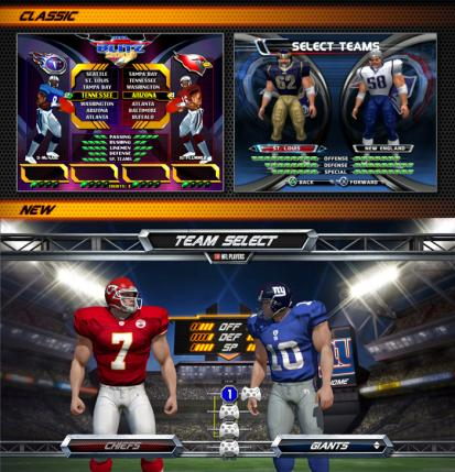 An inside look at NFL Blitz