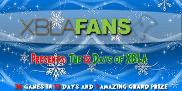 12 Days of XBLA Grand Prize Winner Announced!