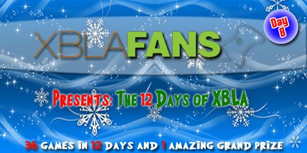12 Days of XBLA8