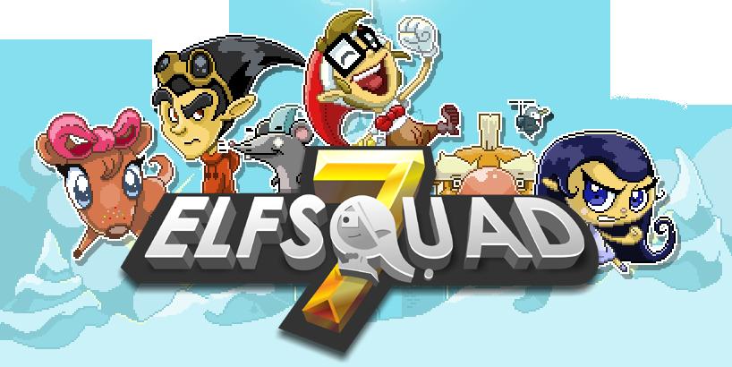ElfSquad 7 review (XBLIG)