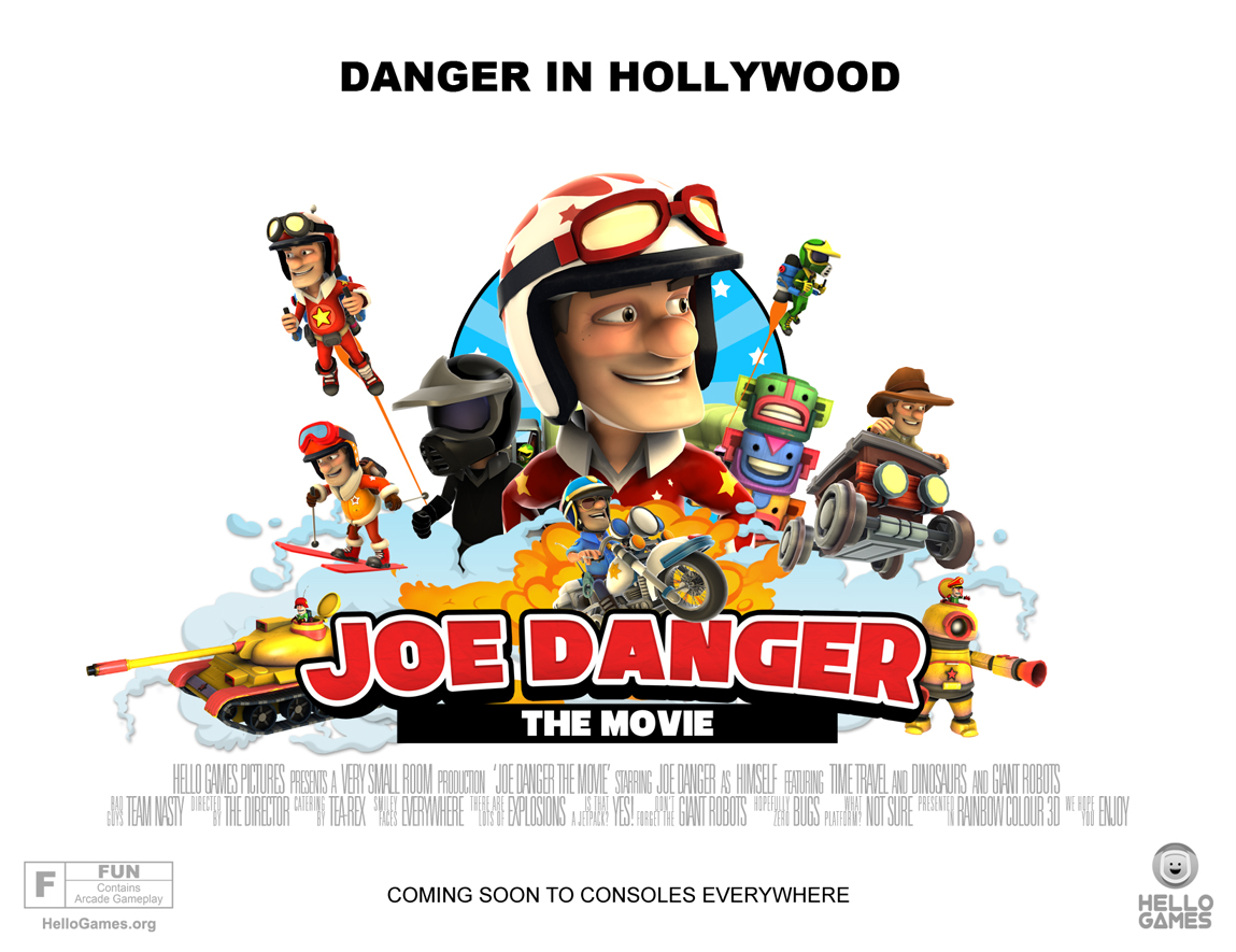 "Joe Danger 2: The Movie coming out ""in the next month or so"""