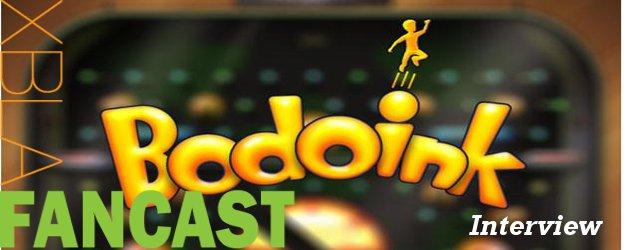 XBLA Fancast Robomodo Bodoink feature