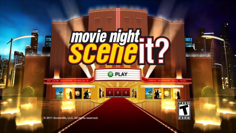Scene It? Movie Night review (XBLA)