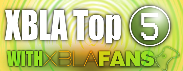 Friday Top Five: 80s-90s shows that should be XBLA games