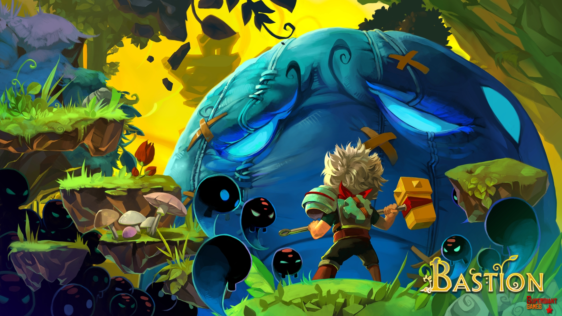 Bastion coming to Xbox One