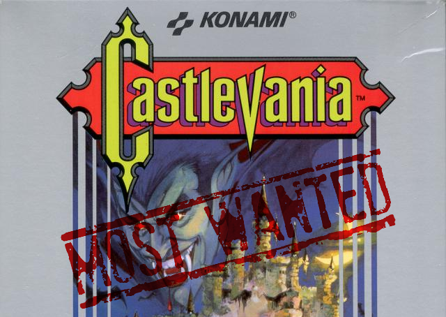 XBLA's Most Wanted: Castlevania