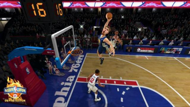 NBA Jam: On Fire Edition getting roster updates
