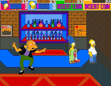 The Simpsons Arcade achievement list unveiled