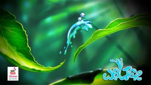 blossom-minds-teases-walter-a-platformer-starring-liquid