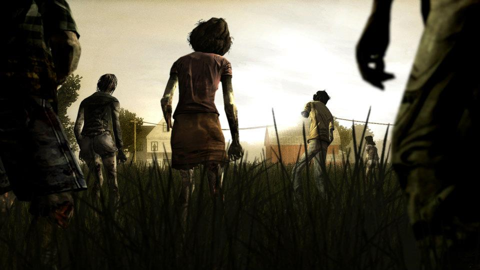 New look at The Walking Dead focuses on story and choice