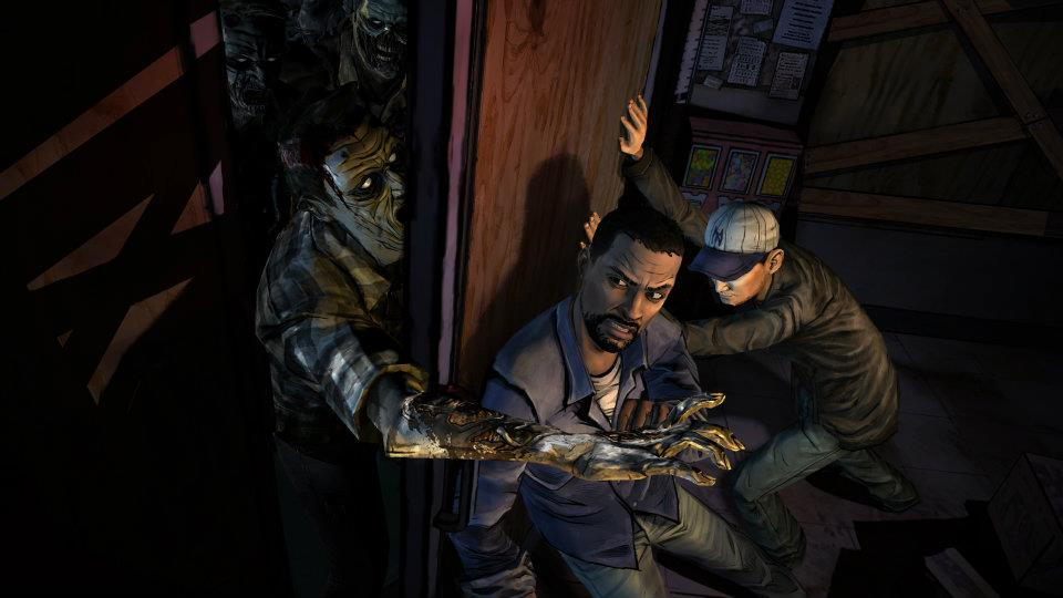 Telltale's The Walking Dead adaptation shambles onto Xbox Live Arcade this spring