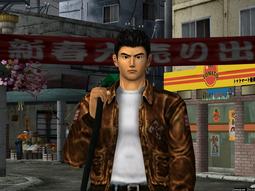 Sega teases Shenmue and Skies of Arcadia for XBLA