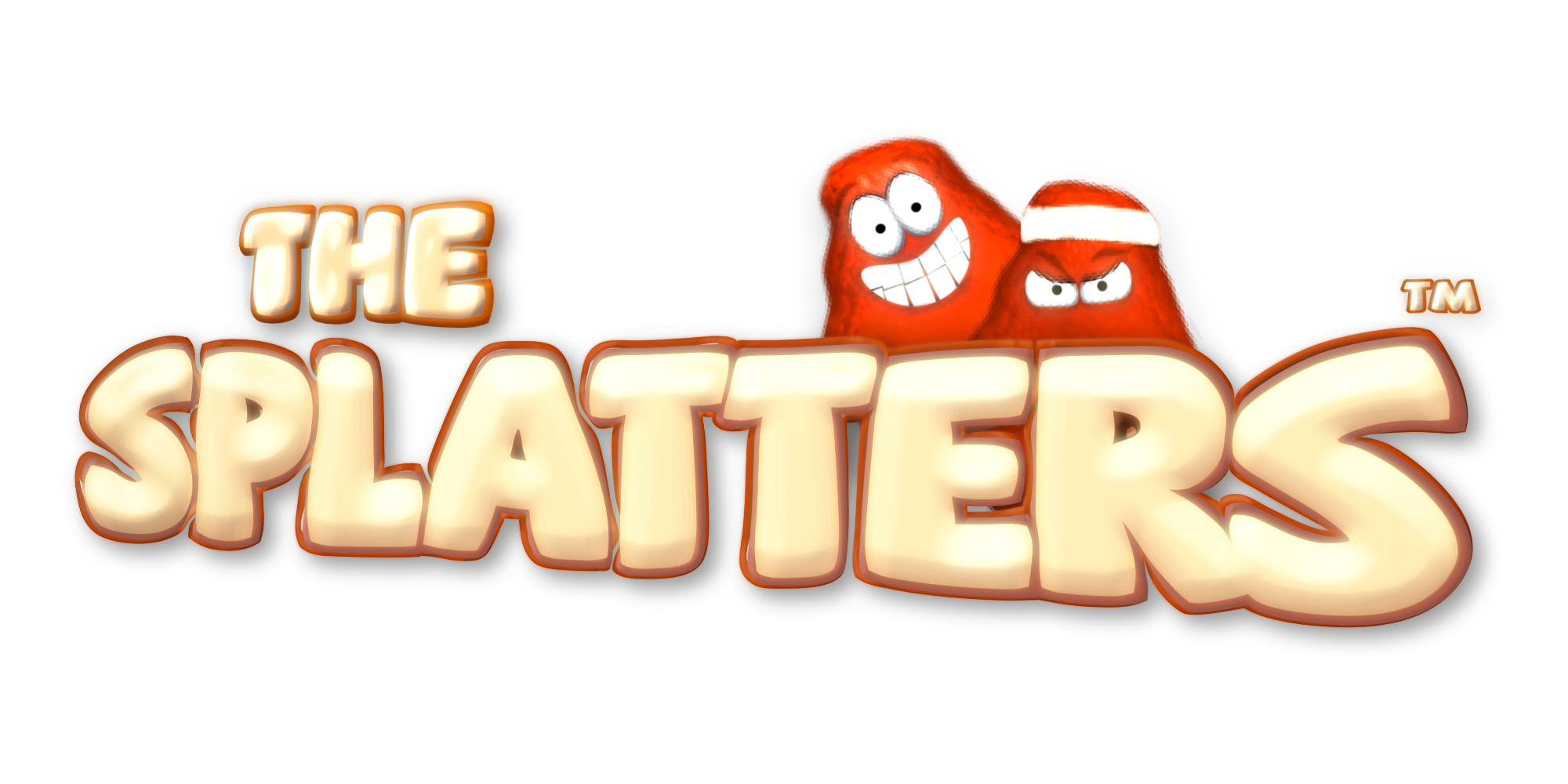 The Splatters Logo Transparent