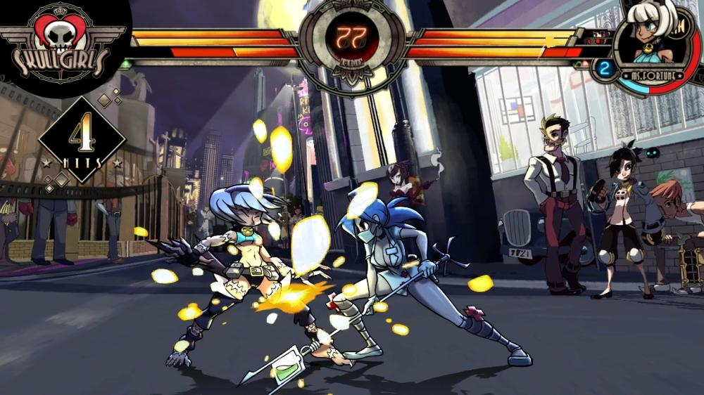 Rumor: Skullgirls starting a fight on April 4 *Updated*