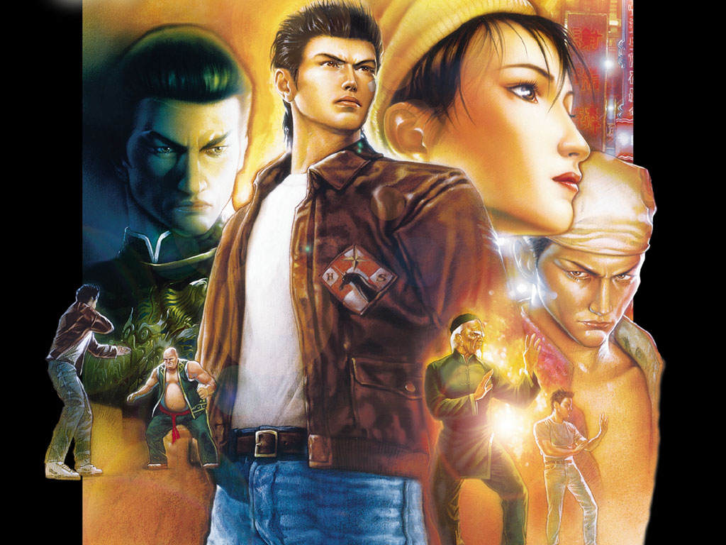 "Rumor: Shenmue for XBLA has been done for ""over a year"""