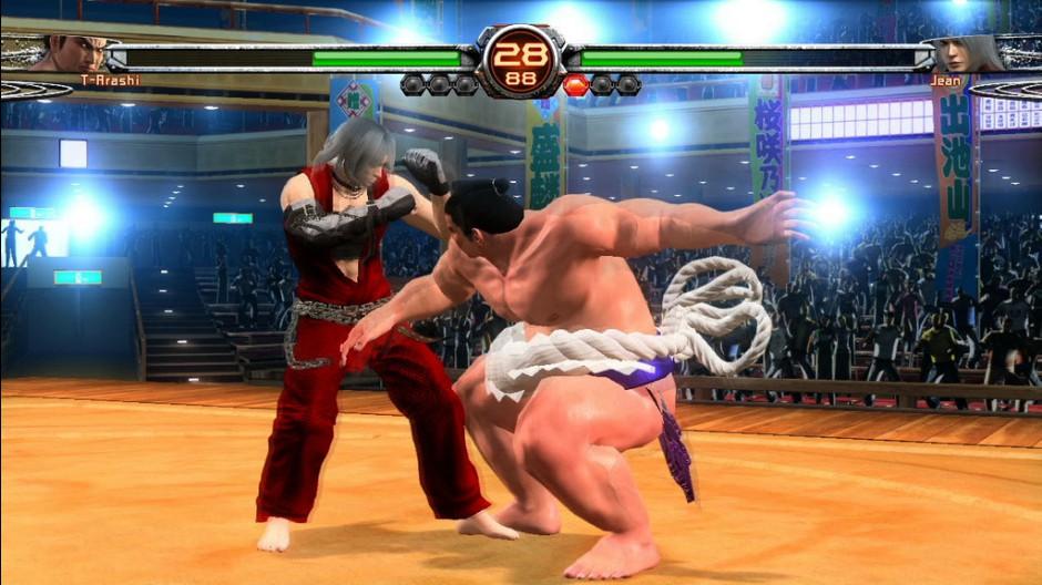 virtua fighter 5 final showdown screen2