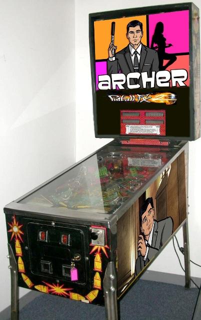 Archer Pinball FX2