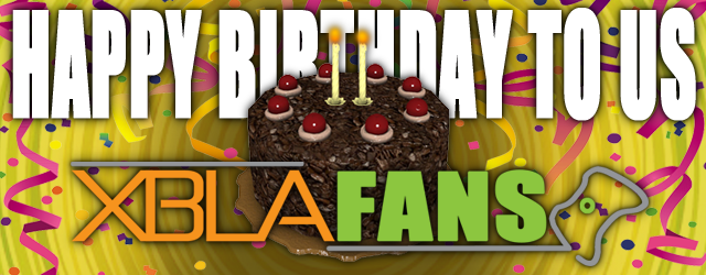 XBLA Fans turns two today