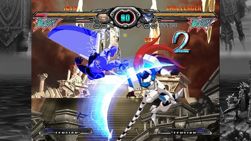 Guilty Gear XX Accent Core Plus heading to XBLA this October