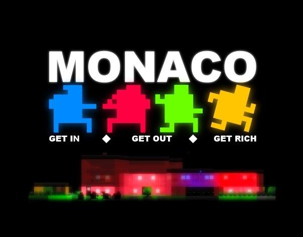 Thief vs thief (vs thief vs thief) in Monaco