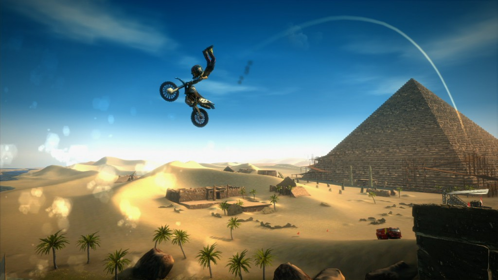 Avatar Motocross Madness Jump