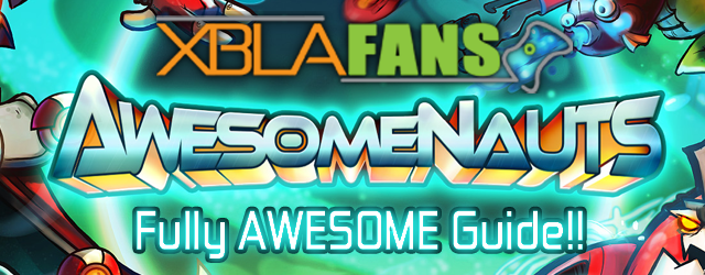 XBLAFans launches Awesomenauts Guide on mobile platforms