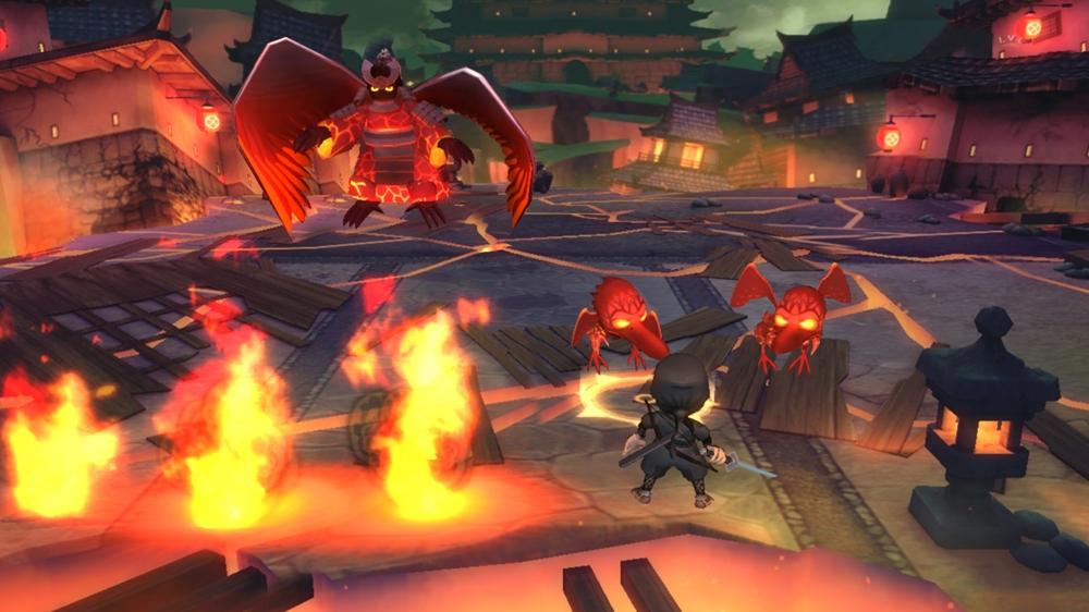 Mini Ninja Adventures Fire