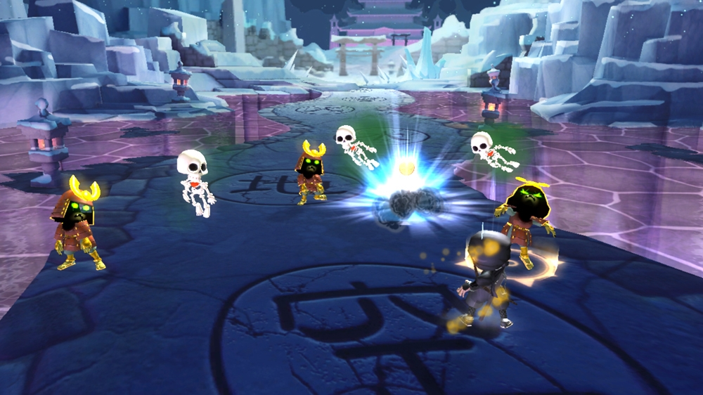 Mini Ninja Adventures Skeletons