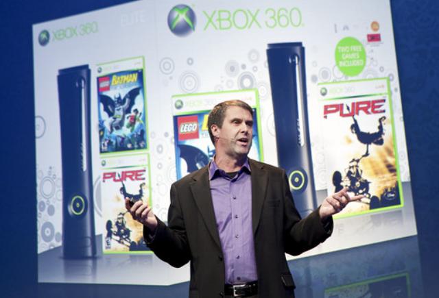 Robbie Bach Xbox 360