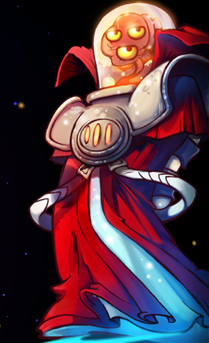 Awesomenauts Guide – Voltar, the Omniscient
