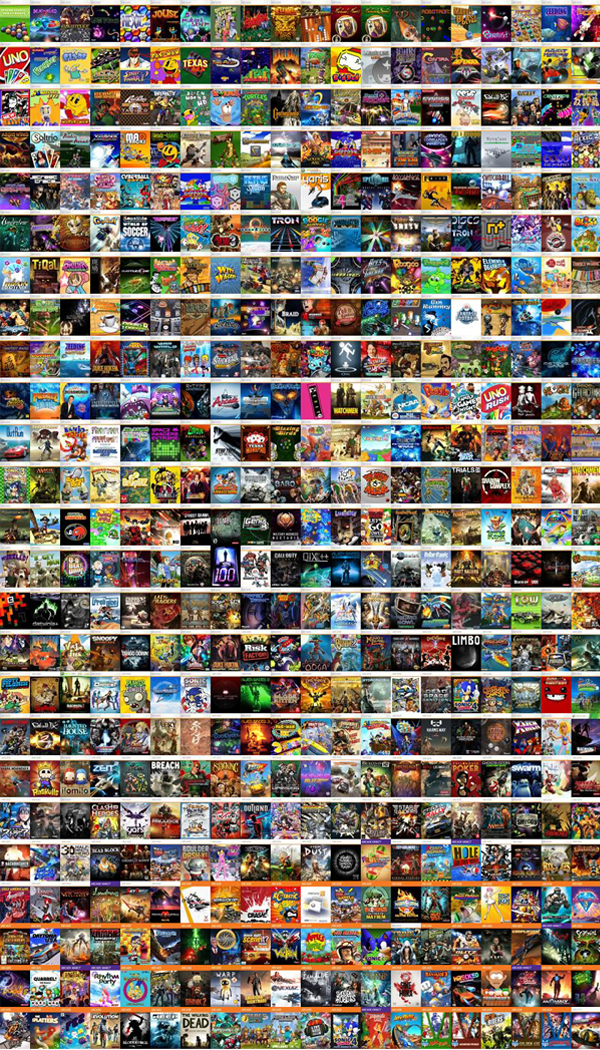 XBLA Passes the 500 Game Milestone
