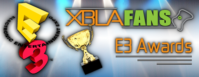 XBLAFansE3Awards