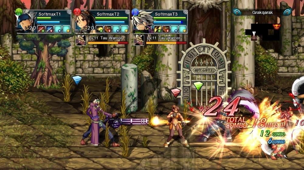 Dungeon Fighter Live Battle