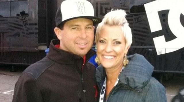 Jeremy and Kim McGrath