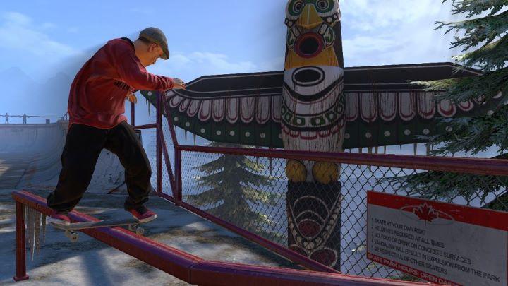 Steve Caballero Tony Hawk's Pro Skater HD