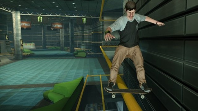 Chris Cole slows down in new Tony Hawk's Pro Skater HD trailer