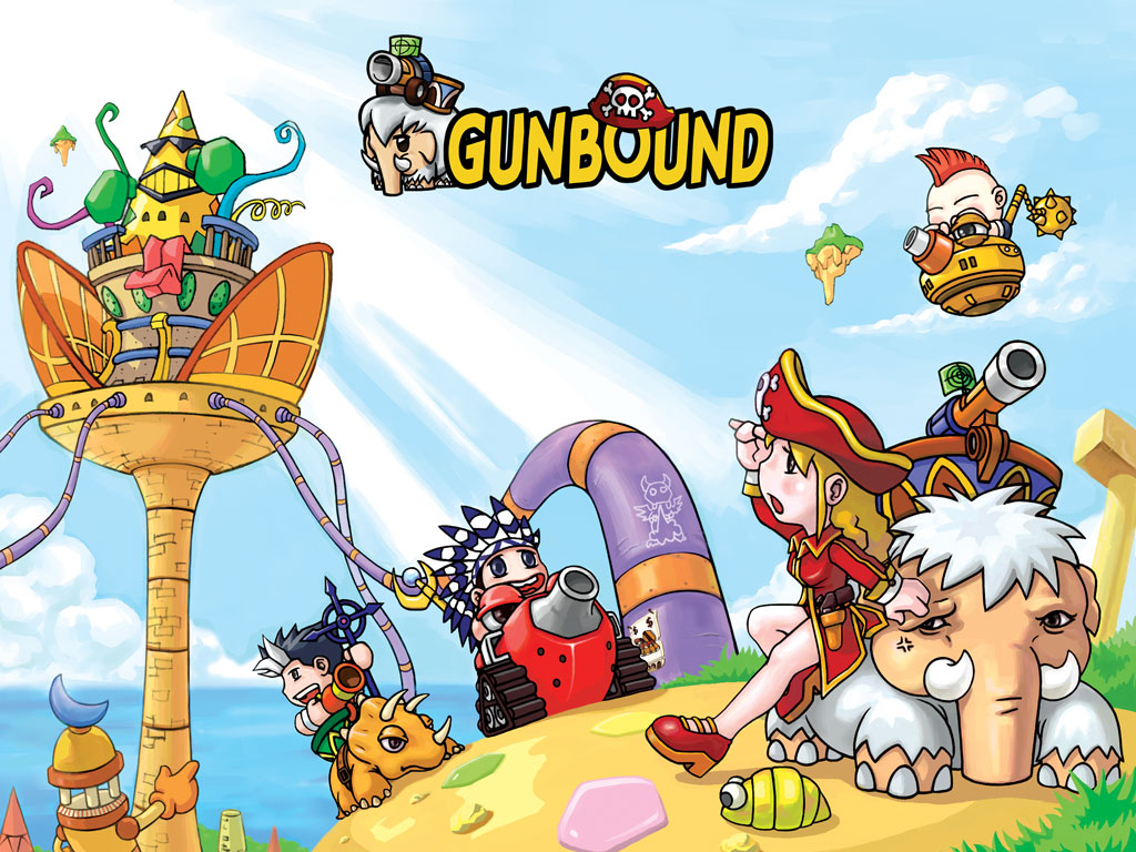 XBLA's Most Wanted: Gunbound