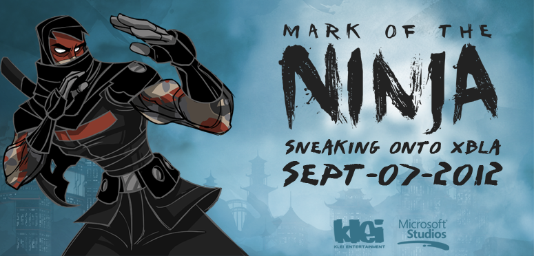 Mark of the Ninja stealthily hits XBLA on September 7