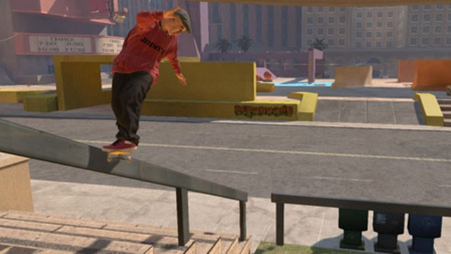 Tony Hawk's Pro Skater HD DLC arriving next month